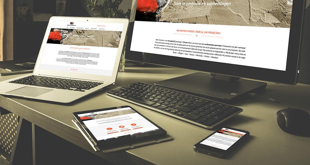 responsive website laten ontwikkelen