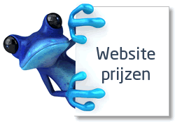 website prijzen
